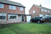 3 bedroom semi detached property to rent in Bishopdale Avenue, Blyth