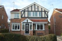 4 bed Detached home in Beckett Close, Horbury...