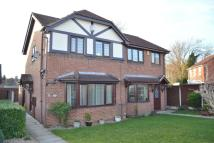 3 bedroom semi detached property for sale in Parklands Crescent...