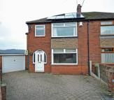 4 bed semi detached property in Stannard Well Lane...