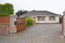 Brook Road Detached Bungalow for sale