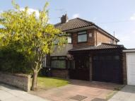 3 bedroom semi detached home in Virginia Avenue, Lydiate