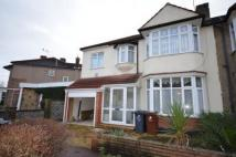 semi detached house in Woodbridge Road, Ilford...