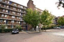 Flat in Vogler House, Shadwell...