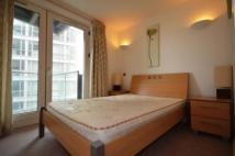 1 bedroom Flat in New Providence Wharf...