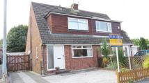 semi detached property for sale in Richmond Close, Walton