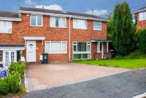 3 bedroom Terraced home in Cheviot Close, Wrexham