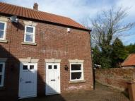 2 bed End of Terrace property in Barton Lane...