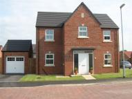 Detached home in Roman Way, Caistor...