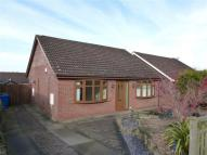 Bungalow to rent in Newbolt Close, Caistor...