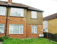 Maisonette to rent in Eastcote Lane...