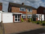 3 bed semi detached house for sale in Brook Close, Coven...