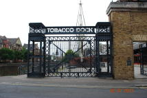 property to rent in Tobacco Docks,