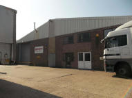 property to rent in Warehouse 1, Bowden Terminal, Luckyn Lane, Basildon, Essex,  SS14 3AX