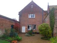 Detached property in Gardener's Cottage...