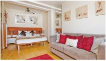 Roland House Old Brompton Road Studio apartment