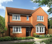 4 bedroom new home in West Green, Pocklington...