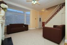 Terraced home in Langton Avenue...