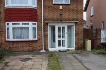 Terraced property in Southdown Crescent...