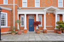 semi detached house in Redcliffe Gardens...