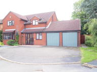 5 bedroom Detached house in Cedar Close, Kibworth...