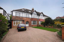 5 bed semi detached property in Devonshire Gardens...