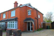 1 bedroom semi detached property to rent in Mytchett Road, Mytchett...