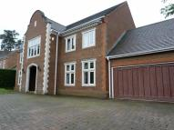 Detached house in Cross Road, Sunningdale...