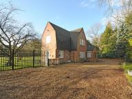 5 bedroom Detached house in Heathlands Road...