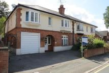 semi detached property in Middle Gordon Road...