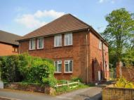 Maisonette to rent in Cromwell Road, Camberley...