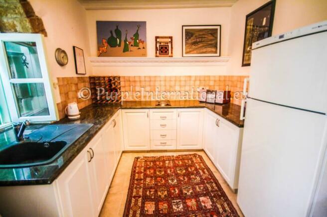 Second Bedroom/Kitchen