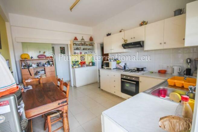 Apartment/Kitchen