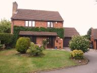 4 bedroom Detached house in Rowley Drive, SO30