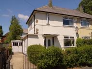 Lingfield Gardens semi detached house for sale