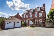 6 bedroom Detached house for sale in Stoneleigh Avenue...