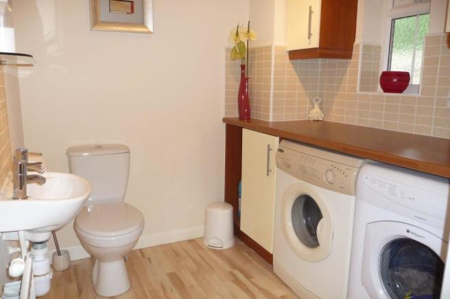 Utility Room/ Downst
