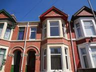 4 bedroom Terraced property in Eyre Street, Splott...