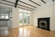 Terraced home to rent in Princes Gardens...