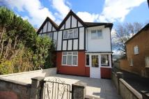 3 bed End of Terrace home in Princes Avenue, Acton...