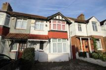 3 bed Terraced home to rent in Studland Road, Hanwell...