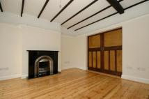 Princes Gardens Terraced house to rent