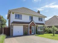 Detached home in Harvest Way, Hawkinge...