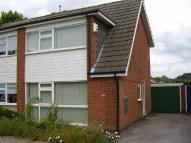 3 bed semi detached home in Brisbane Drive...
