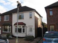 2 bedroom semi detached house to rent in Northern Drive, Trowell...
