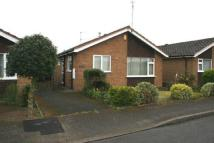 Carlin Close Detached Bungalow to rent