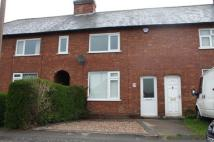 Terraced house in Landsdown Grove...