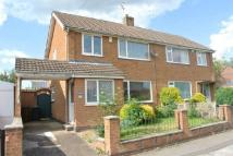 semi detached property in Recreation Road...