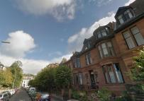 Flat in Dowanhill Street...