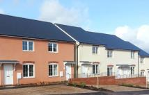 2 bed new home in Hillside Gardens, Pinhoe...